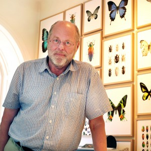Göran Liljeberg in the showroom kopiera